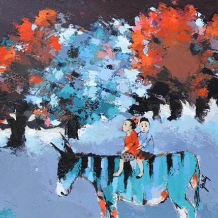 Abiy Sans titre 5.26 25 x 25 cm