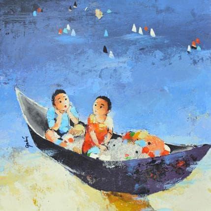 Abiy Sans titre 5.21 25 x 25 cm