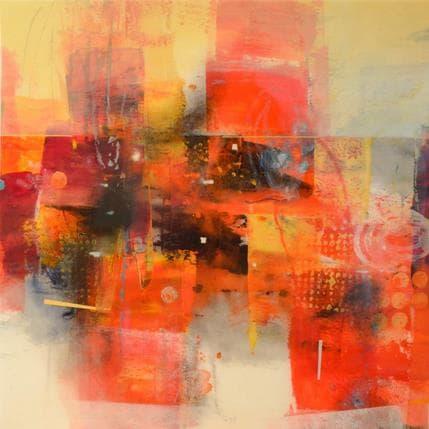 Bonetti Composition 2 50 x 50 cm