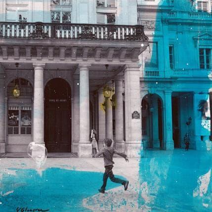 Yohann Gloaguen La bulle et l´enfant, Paris 19 x 19 cm