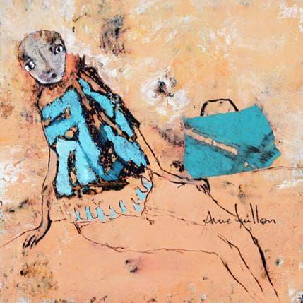 Anne Guillon De sable et d'eau 13 x 13 cm