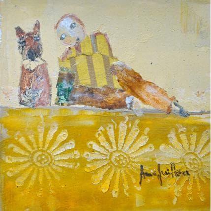 Anne Guillon Compagnie 13 x 13 cm