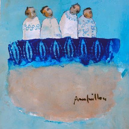 Anne Guillon Motifs 19 x 19 cm