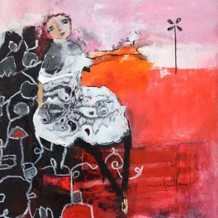 Anne Guillon Fondations 25 x 25 cm