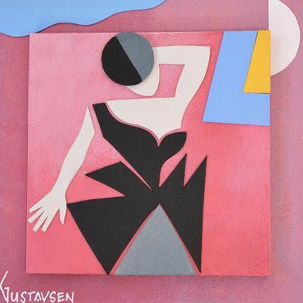 Karl Gustavsen Evening show 13 x 13 cm