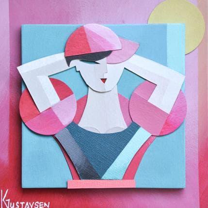 Karl Gustavsen Fitness 13 x 13 cm