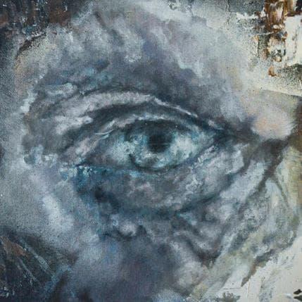 YG Old eye 19 x 19 cm