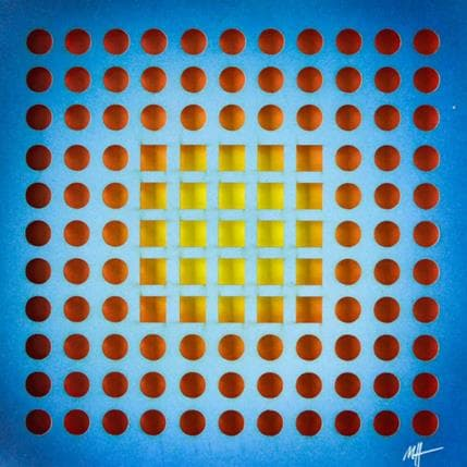 Michel Hasson ST24 19 x 19 cm