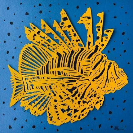 Michel Hasson ST16 25 x 25 cm