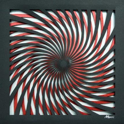 Michel Hasson ST27 36 x 36 cm