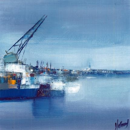 Alain Héraud Sans titre 70 36 x 36 cm