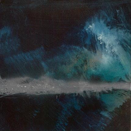 Christian Hévin Abstraction 0178 36 x 36 cm
