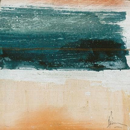 Christian Hévin Abstraction 3957 13 x 13 cm