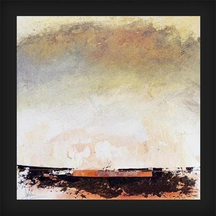 Christian Hévin Abstraction 8227 19 x 19 cm