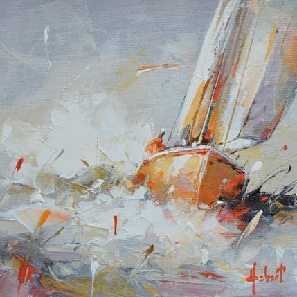 Franck Hébert Lumière 19 x 19 cm