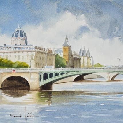 Franck Hérété N° 217 19 x 19 cm