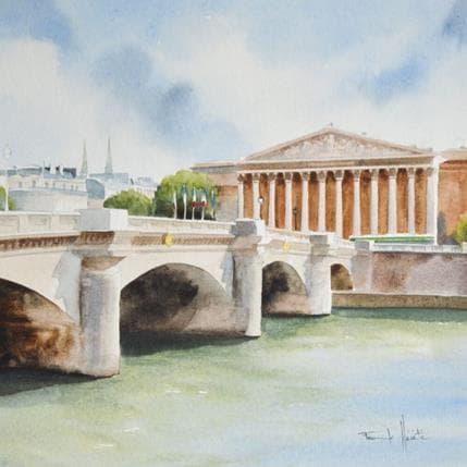 Franck Hérété N° 31 25 x 25 cm