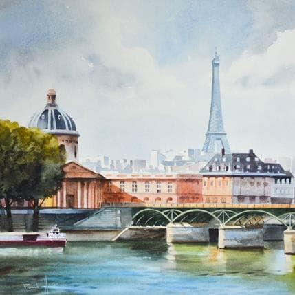 Franck Hérété N° 41 36 x 36 cm