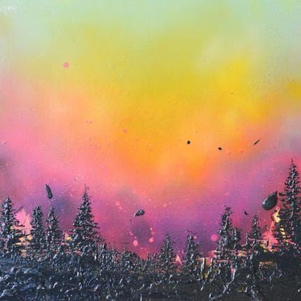 Lee Herring Silhouette glow 36 x 36 cm