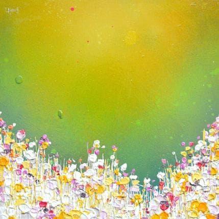 Lee Herring Poppy glow 25 x 25 cm