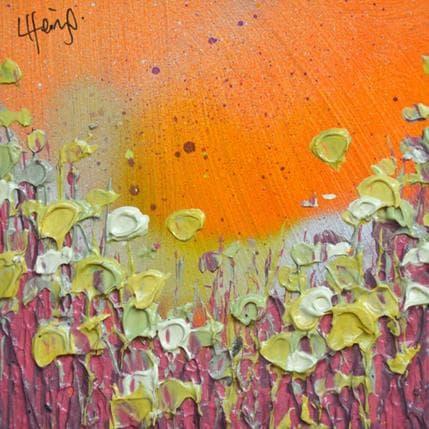 Lee Herring Amber light 13 x 13 cm