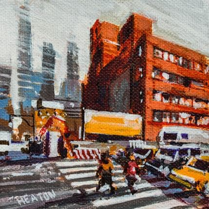 Rudyard Heaton Road works 13 x 13 cm