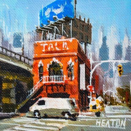 Rudyard Heaton Take away 13 x 13 cm