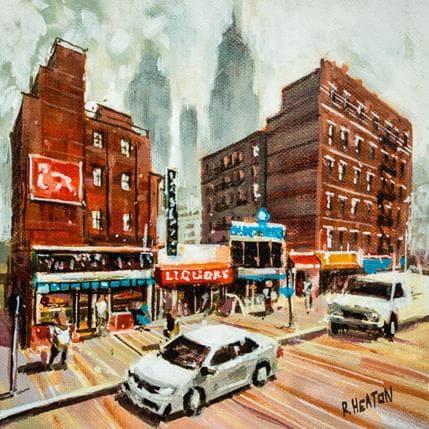 Rudyard Heaton City shops 25 x 25 cm