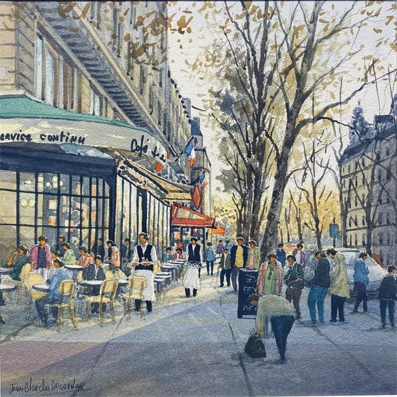 Ile de la Cité-Paris