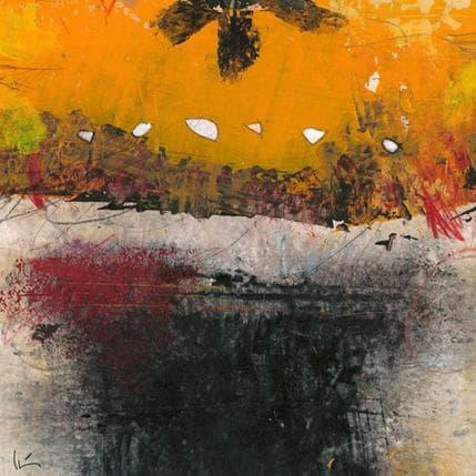 Francisco Jiménez Conesa Abstracto 19 x 19 cm