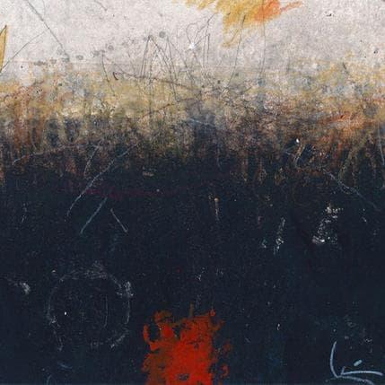 Francisco Jiménez Conesa Dos luces 13 x 13 cm