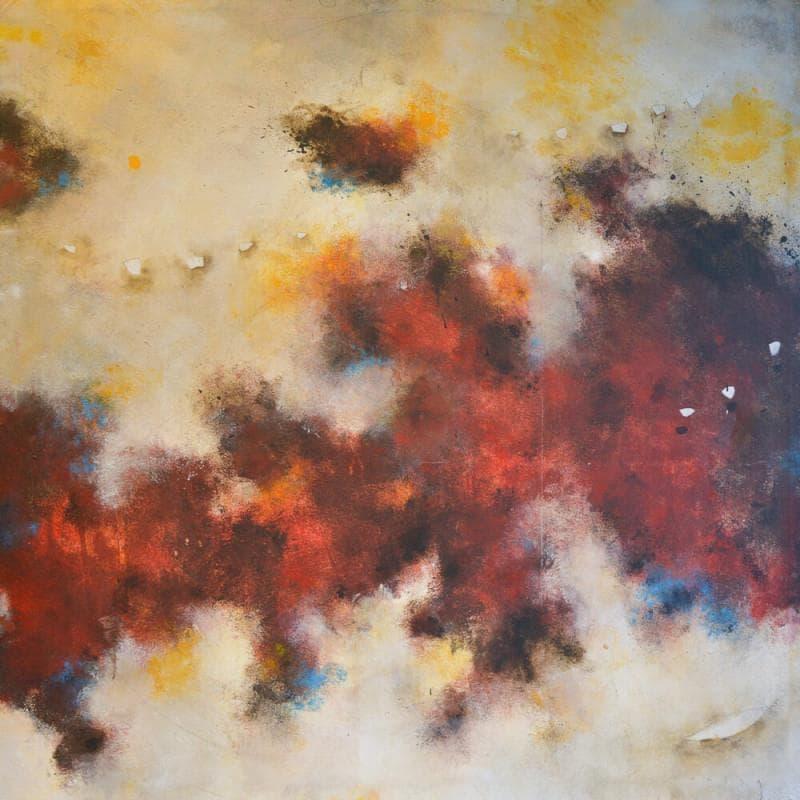 Peintures grand format Abstrait Technique mixte</h2>