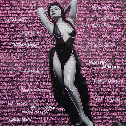 Paxal Femmes fatales 36 x 36 cm