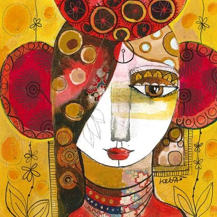 Laure Ketfa Incas 19 x 19 cm