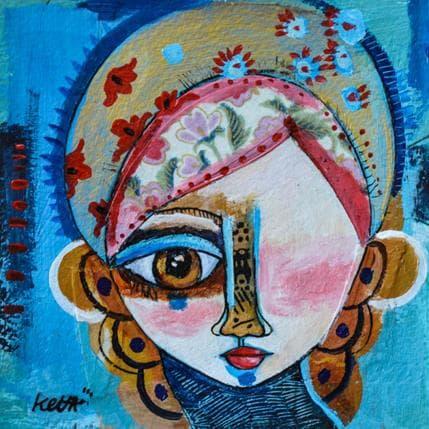 Laure Ketfa L'enfant que j'étais 13 x 13 cm
