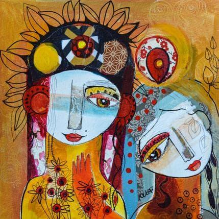 Laure Ketfa Goût sucré 25 x 25 cm