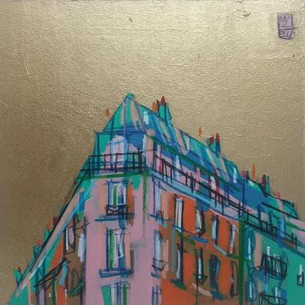 Olivier Anicet Le boudoir 19 x 19 cm