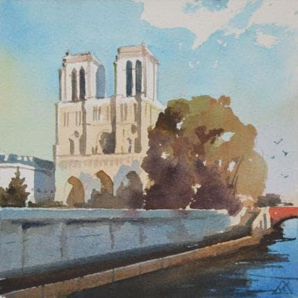 Vasyl Khodakivskyi Paris n1 13 x 13 cm