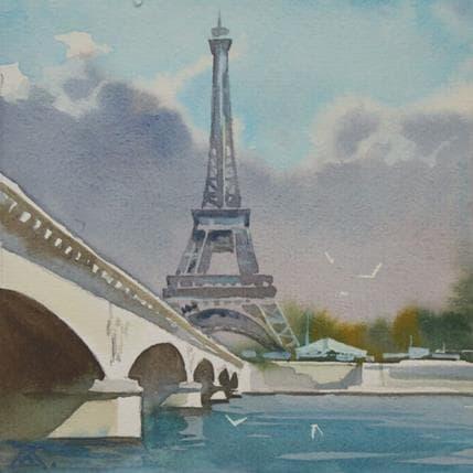 Vasyl Khodakivskyi Paris m2 13 x 13 cm