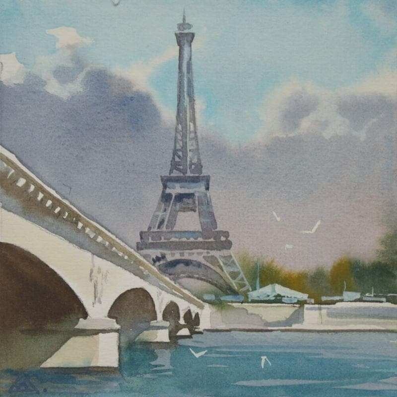 Paris m2
