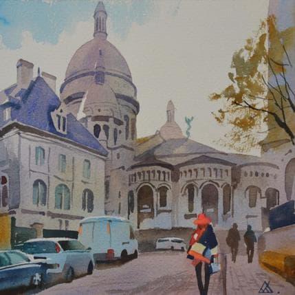 Vasyl Khodakivskyi Paris s4 19 x 19 cm