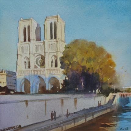 Vasyl Khodakivskyi Paris m13 19 x 19 cm
