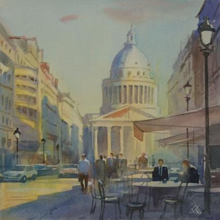 Vasyl Khodakivskyi Paris m12 19 x 19 cm