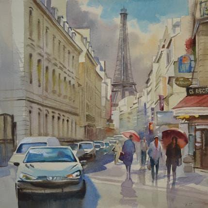 Vasyl Khodakivskyi Paris 9 36 x 36 cm
