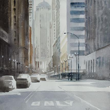 Vasyl Khodakivskyi New York 4 25 x 25 cm