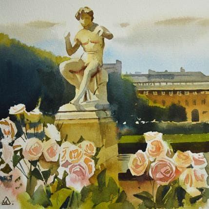 Vasyl Khodakivskyi Paris s15 25 x 25 cm