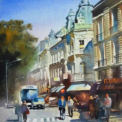 Vasyl Khodakivskyi Toulouse m10 25 x 25 cm