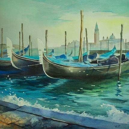 Vasyl Khodakivskyi Venice 7 36 x 36 cm