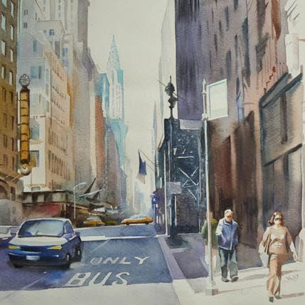 Vasyl Khodakivskyi New York 11 36 x 36 cm