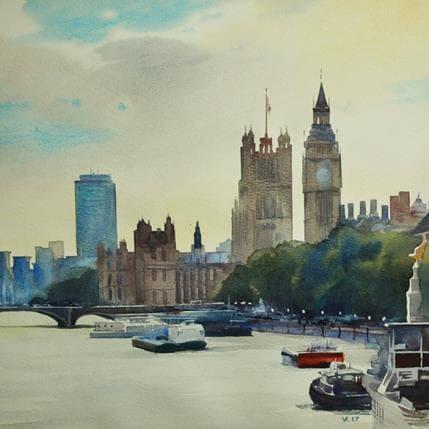 Vasyl Khodakivskyi London 36 x 36 cm